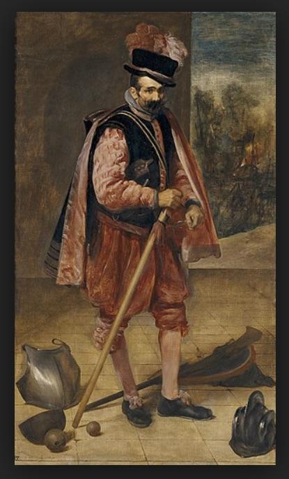 The Jester Don John of Austria